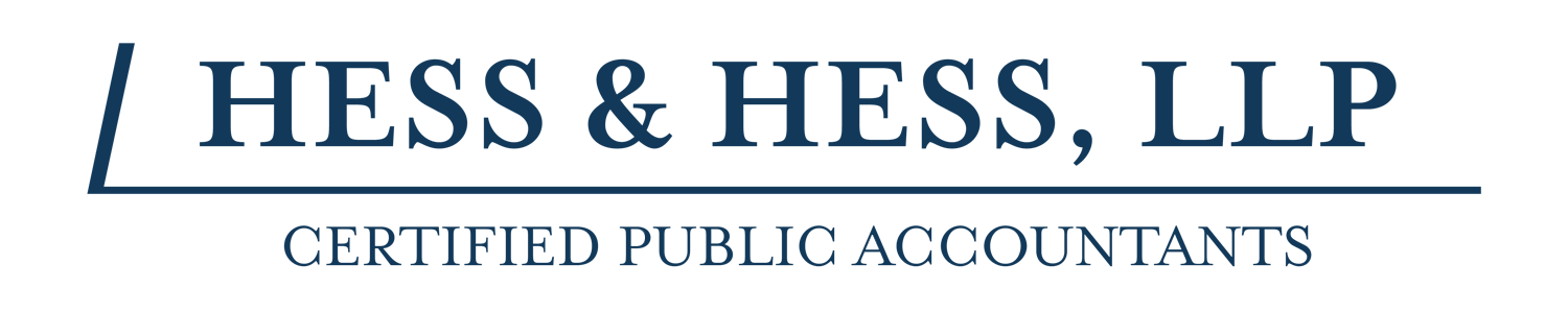 Hess and Hess CPA